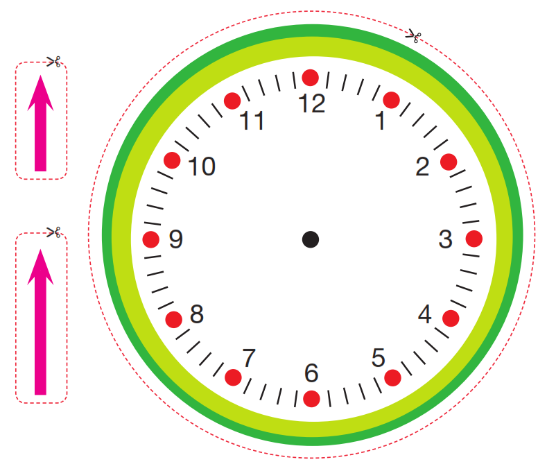 Mejor de imagenes de relojes infantiles para colorear - Dibujos de relojes para imprimir ...