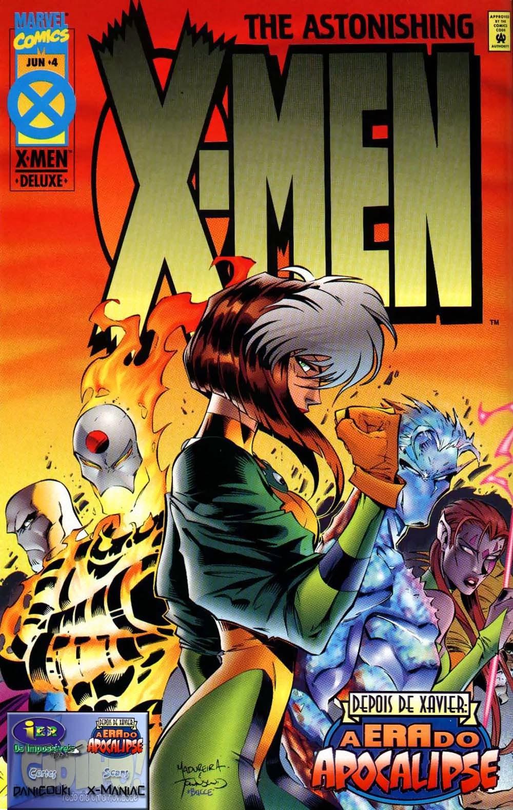 X-Men - A Era do Apocalipse #38