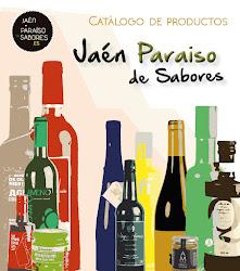 Catálogo de Jaén Paraíso de Sabores