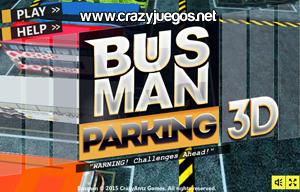 Jugar BusMan Parking
