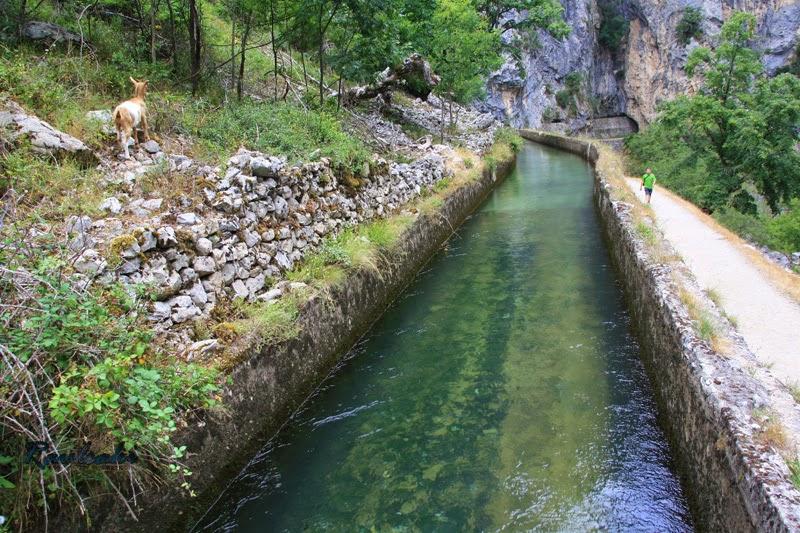 Canal Ruta del Cares