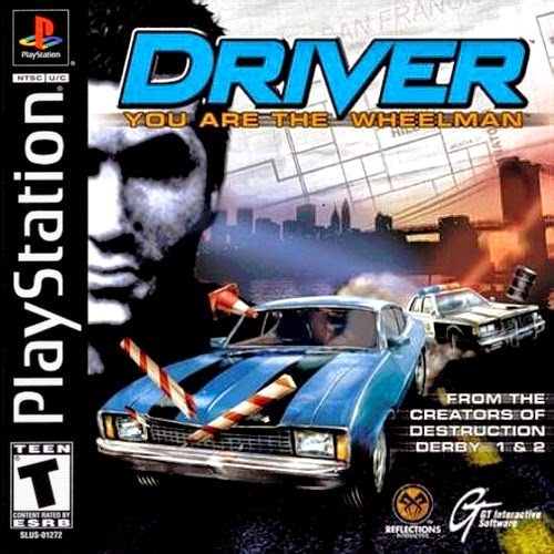 Drive You are The Wheelman Game