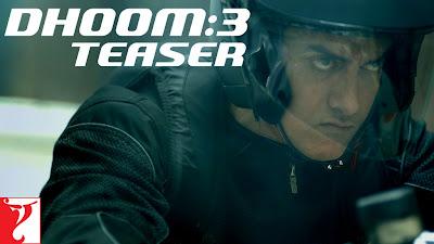 Teaser Trailer of Dhoom 3 | Aamir Khan | Katrina Kaif | Abhishek Bachchan | Uday Chopra