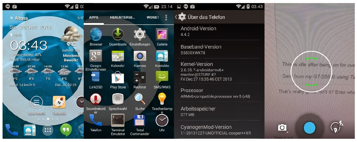 Description: Cara Update Galaxy Ace S5830 ke Android 4.4 KitKat via ...