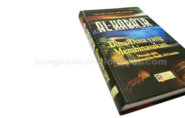 Jual Buku Islam Dosa Dosa Yang Membinasakan