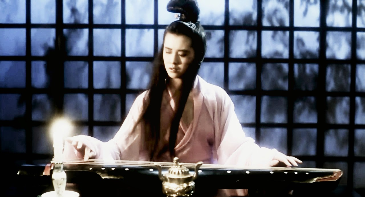Joey Wong in A Chinese Ghost Story