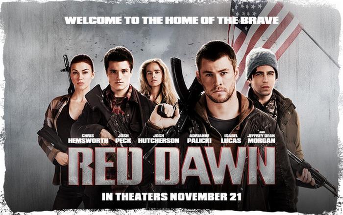 Amenecer rojo - Red dawn Red_dawn