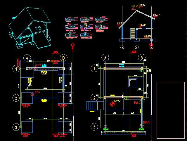 Enlaces de estructuras bim para estructuras vi for Programa planos 2d