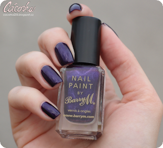 Barry M - Vivid Purple