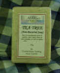 TEA TREE SOAP ( Anti-bacterial soap)