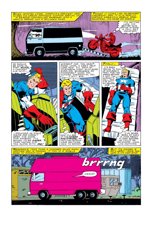 Captain America (1968) Issue #320 #248 - English 9