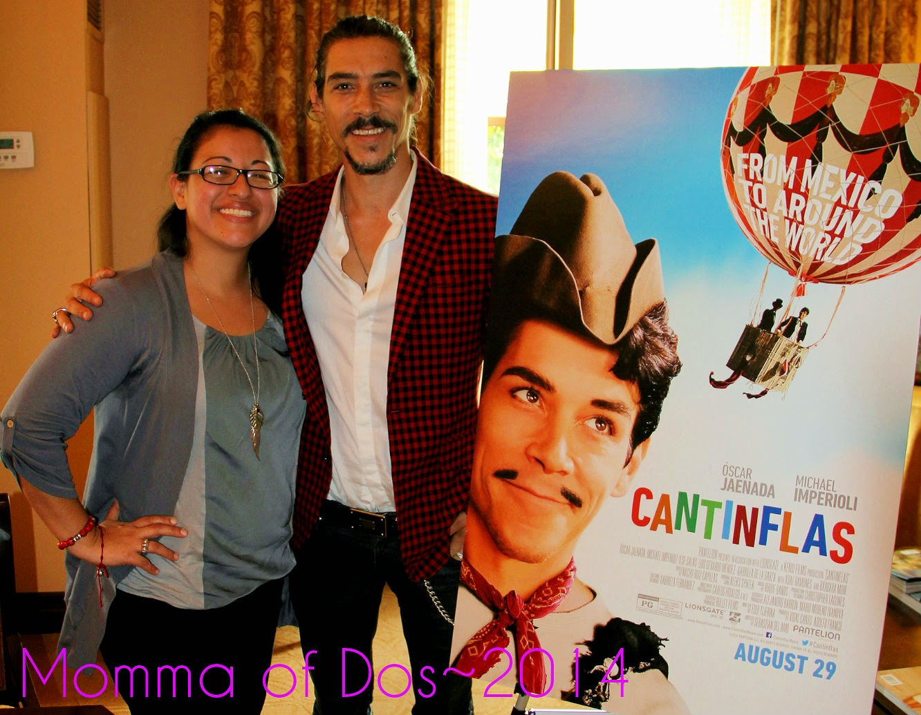 Momma of dos cantinflas la pelicula cantinflas