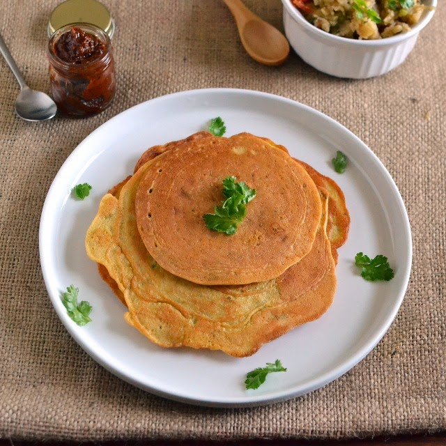 Cheela -- Vegan Omelette
