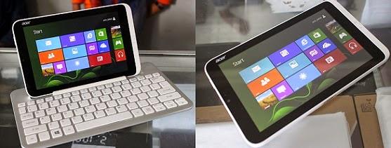 harga Tablet Windows 8 Acer Iconia W3 Bekas