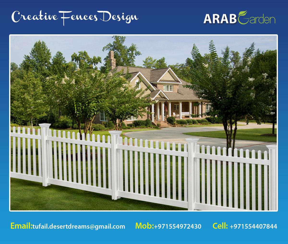 Wooden fence and gates uae smart fences farm fences garden creative fences and gates uae picket fences wooden fences garden fences wooden gates uae baanklon Image collections
