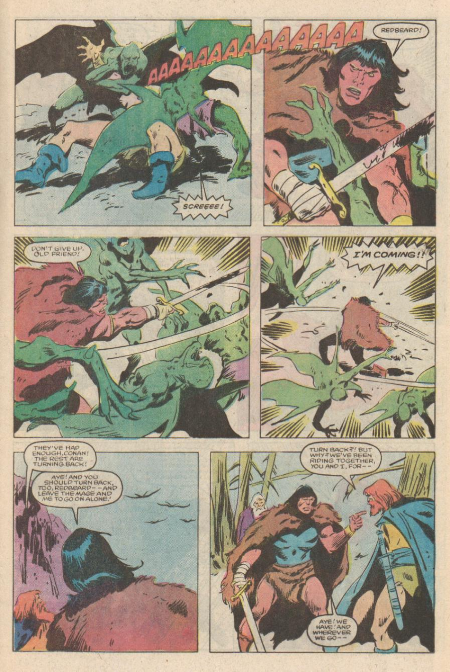 Conan the Barbarian (1970) Issue #170 #182 - English 12