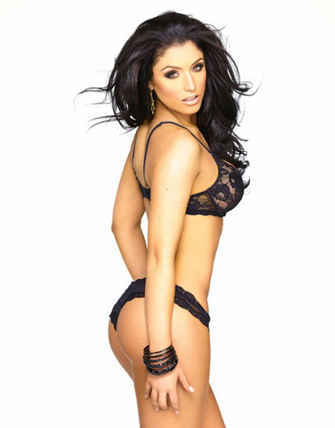 Look At Etremely Geous Model Future Wwe Diva Natalie Eva Marie