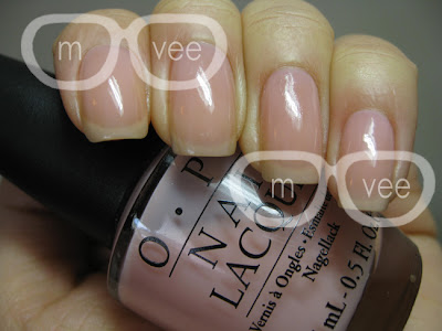 OPI Soft Shades Passion