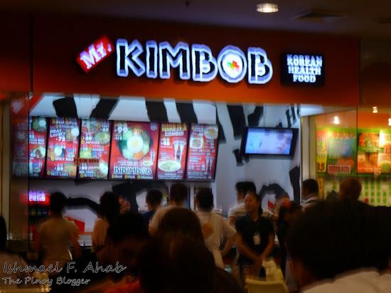 Mr. Kimbob