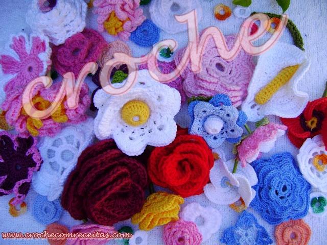 flores edinir-croche