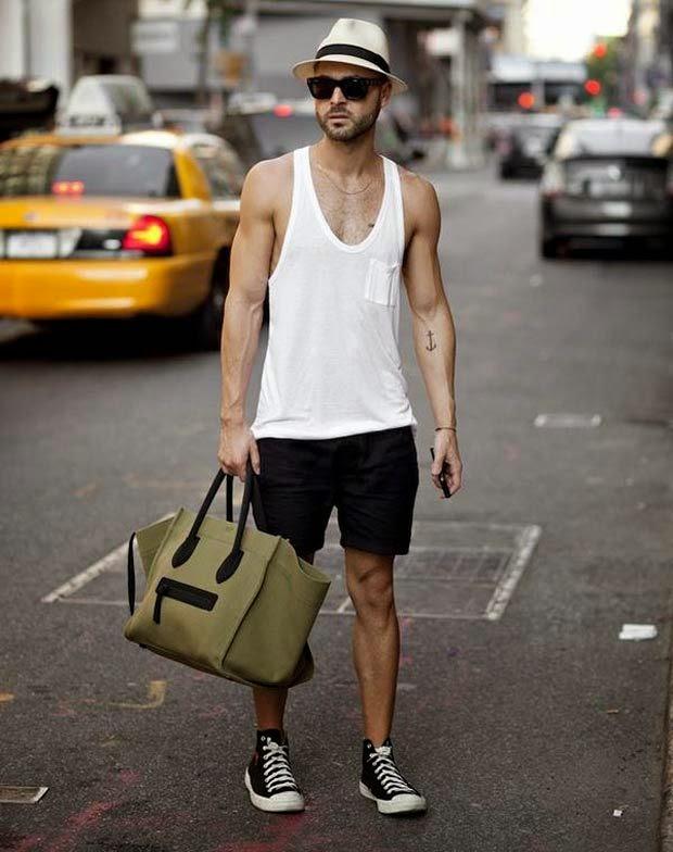 tenis masculin o- regatas masculinas- camiseta regata masculina - regata masculina- roupas- masculinas-bermudas- masculinas-ropa de hombre - men-s clothes - Débardeur  Hommes