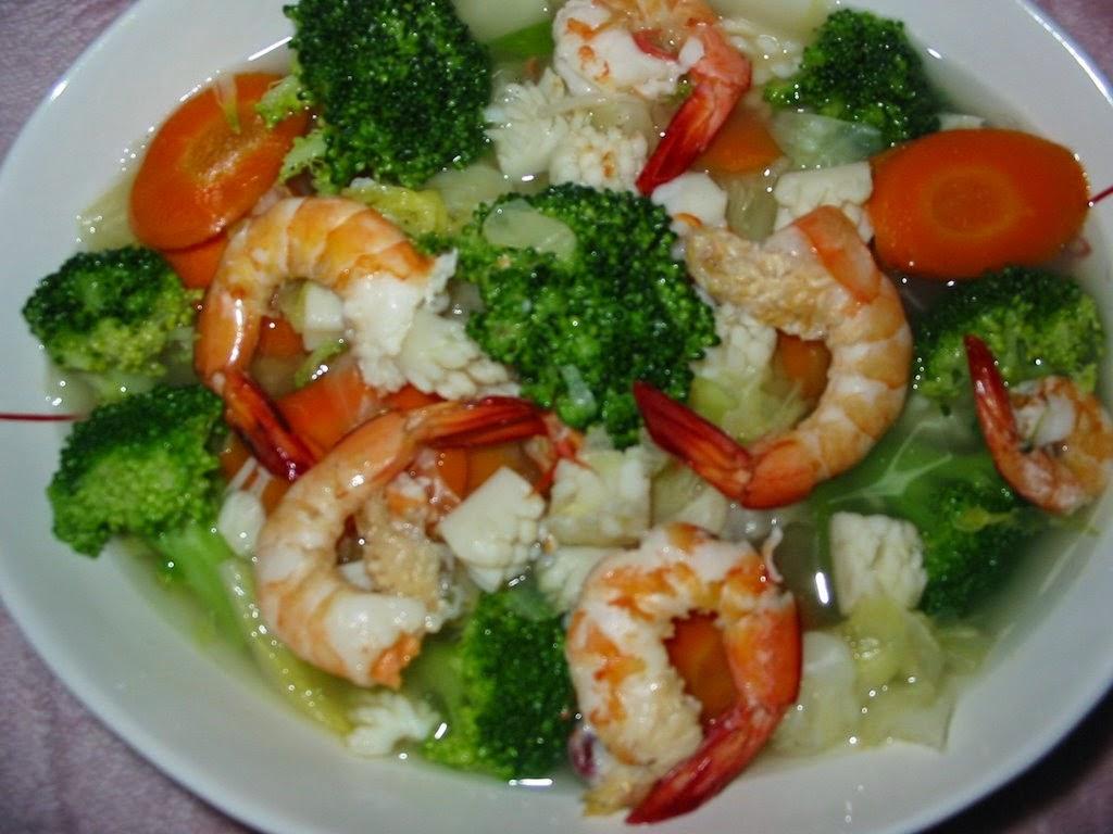 Resep dan Cara Membuat Tumis Brokoli Cumi