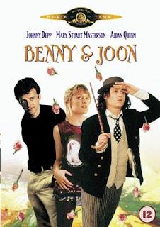 Benny & Joon el amor de los inocentes Poster