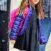 May 2014: Suri leaves school on Monday