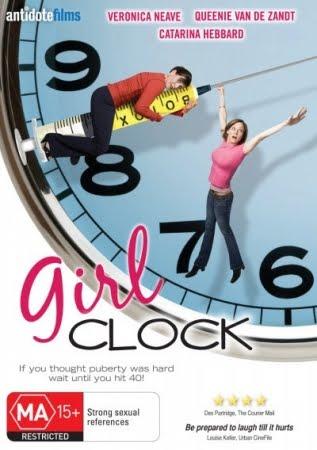Girl Clock!