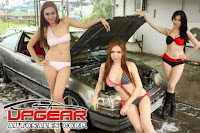 Sexy Service car wash with Anicka yu