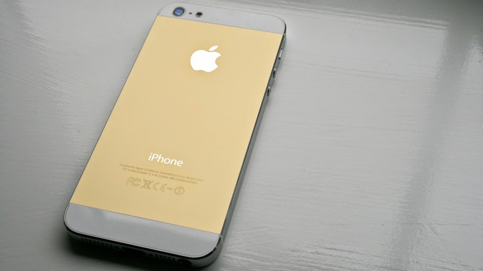 Your next iPhone could come in gold