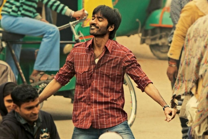 Dhanush Performance Was Praised By North Indian Fans