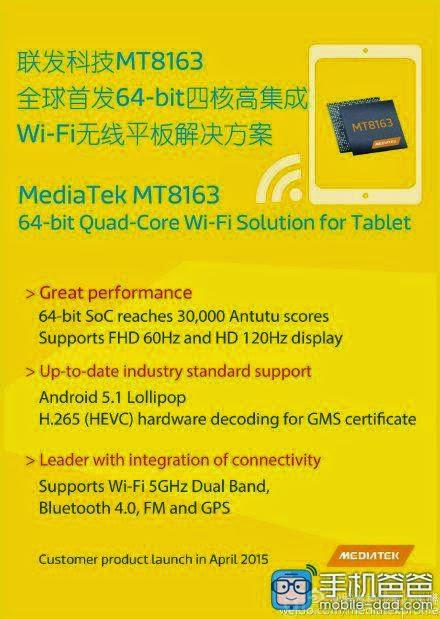 MediaTek-MT8163