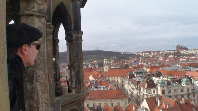 Praga, Mario Fattorello, Psicología en Praga, sobre la magia