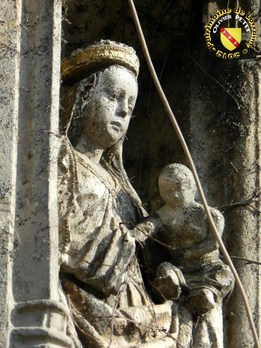 COLOMBEY-LES-BELLES (54) - La Maison de la Vierge à l'Enfant