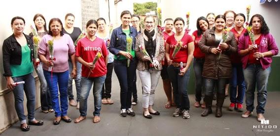 Celebração do Dia das Mães da Nítido Moda Evangélica