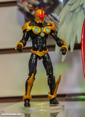 Hasbro 2013 Toy Fair Display Pictures - Marvel Universe - Nova