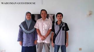 Keluarga, pelanggan, Wadi Iman Guesthouse, Shah Alam, Wadi Iman Guesthouse