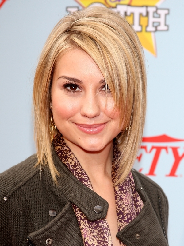 Cute Medium Layered Hairstyles