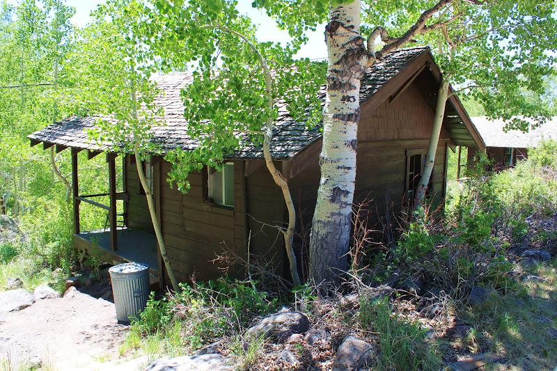 Rental cabins at fish lake utah rustic 5 person camping for Fish lake utah camping