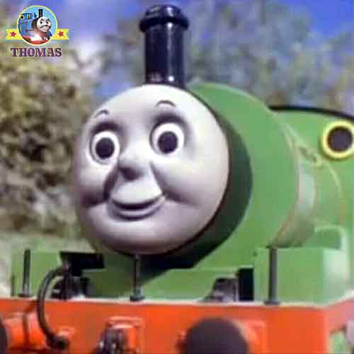 Thomas The Tank Engine And Edward Blue Had Regularly Warned Percy Green