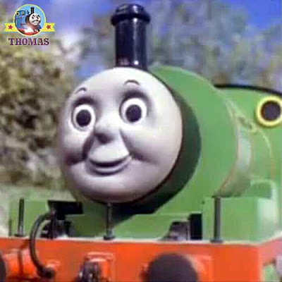 Thomas the tank engine and Edward the blue tank engine had regularly warned Percy the green engine