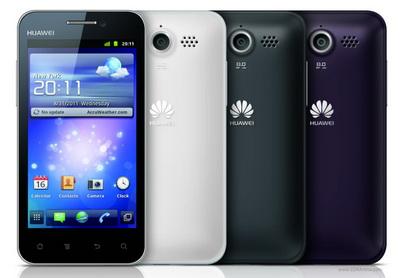Harga HP Huawei Ascend-Sonic-Honor-Vision-Ideos Terbaru 2013