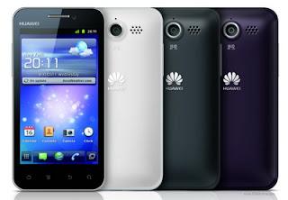 Daftar Harga HP Android Huawei Terbaru Agustus 2013