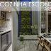 Cozinha escondida no armário moderna e linda - saiba mais sobre essa tendência!