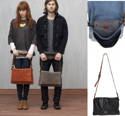 Elk Skye satchel large handbag