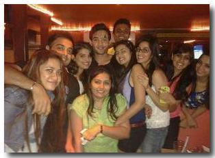 Surprise Birthday Party of Srman Jain