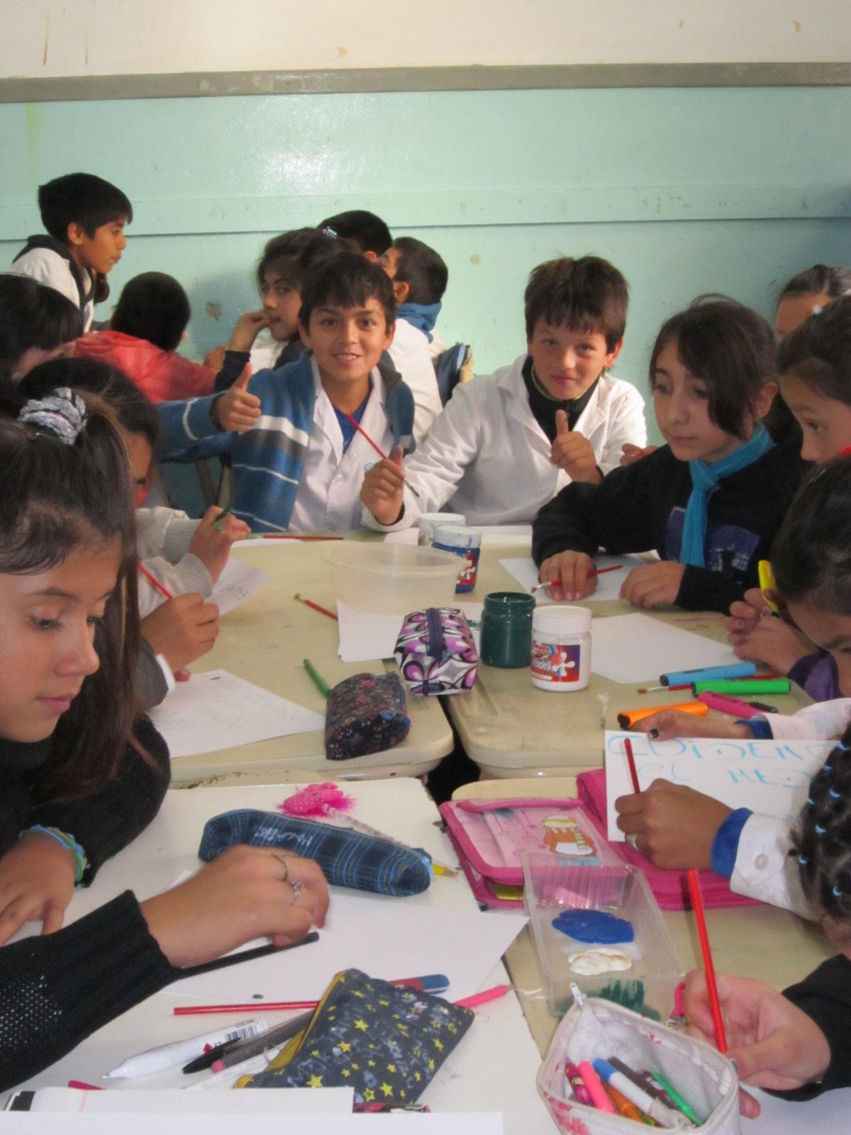 Escuela primaria n 56 almafuerte en el d a mundial del for Altruy decoration sa