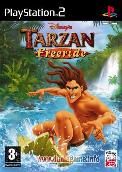 Disney's Tarzan PS2 ISO