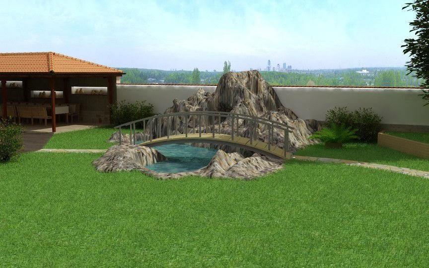 Градина 3D - 4